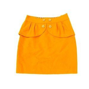 LEIFSDOTTIR peplum skirt